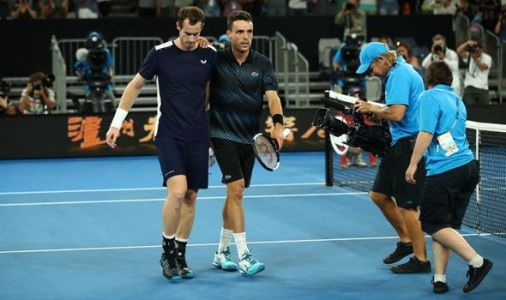 What Andy Murray's opponent Bautista Agut did after Australian Open win is just pure class