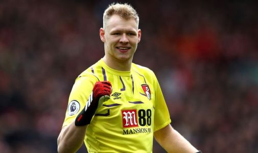 Aaron Ramsdale: Bournemouth accept Sheffield United's £18.5m bid for goalkeeper