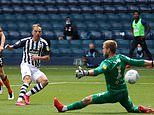 Kamil Grosicki scores against former club as West Brom move one point behind Leeds