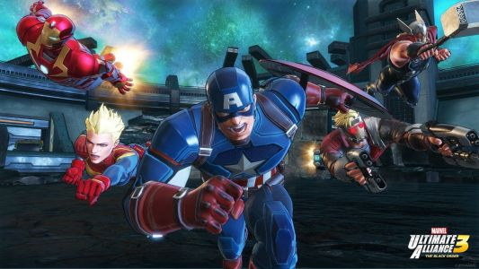 Marvel Ultimate Alliance 3: The Black Order review - Avengers assembled