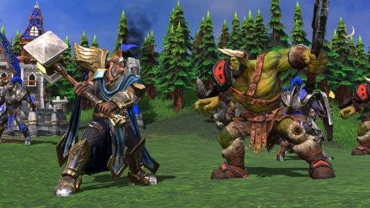 One of Warcraft 3's most iconic features exists because of tech limitations