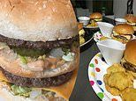 McDonald's fans take to Instagram revealing how they recreate iconic dishes at HOME