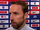 Gareth Southgate confirms Montenegro will be reported for 'racial abuse' aimed at Danny Rose
