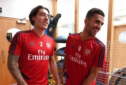 Hector Bellerin pays ultimate compliment to Arsenal summer signing Dani Ceballos