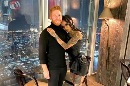 Strictly's Neil Jones and girlfriend plan to live apart after 'moving too quick'
