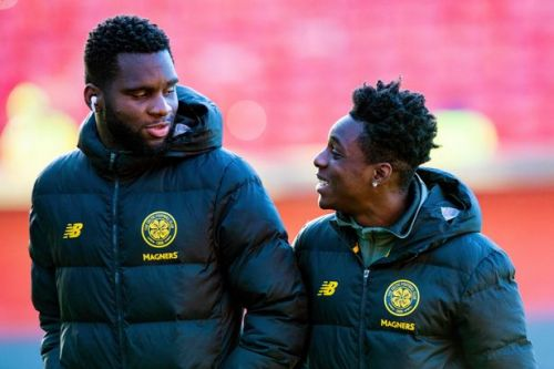 Jeremie Frimpong hails Celtic return as rising star sets sights on Copenhagen glory