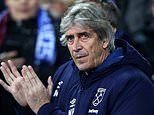 Former Man City and West Ham manager Manuel Pellegrini appointed Real Betis coach