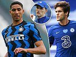 Chelsea ready to include Marcos Alonso in pursuit of £60m rated Achraf Hakimi