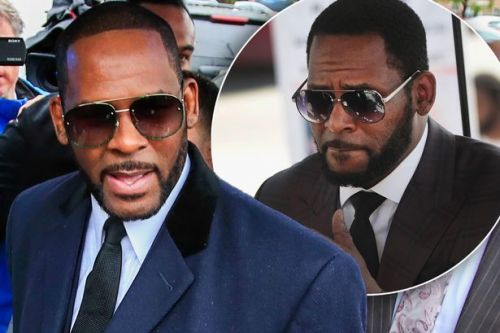 R Kelly charged with paying bribe before marriage to 15-year-old Aaliyah