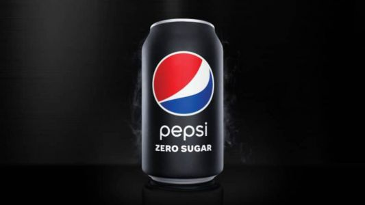 Pepsi Zero Sugar has a minimalist new can design
