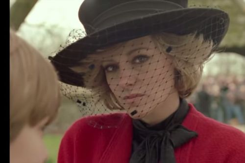 Kristen Stewart as Princess Diana asks 'will they kill me' in Spencer trailer