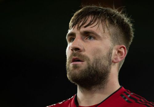 Ole Gunnar Solskjaer holds 'frank' talks with Luke Shaw after Manchester United's FA Cup exit