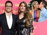 Stacey Solomon felt like she was being 'ATTACKED' by Joe Swash during their awkward first kiss