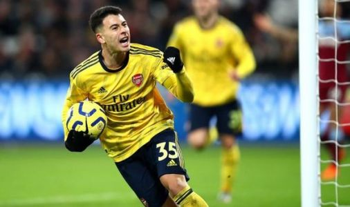 Arsenal announce new long-term contract for Brazilian star Gabriel Martinelli