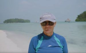 Followtheboat: Exploring an uninhabited private island