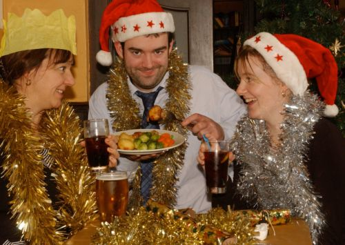 Jim Duffy's Big Bumper Christmas guide to surviving your in-laws