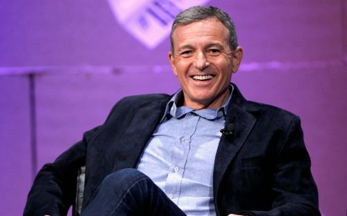Disney CEO Bob Iger stepping down after 15 years following Disney+ launch