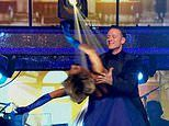 Strictly Come Dancing: Fans break down into tears as Karen and Kevin Clifton dance together