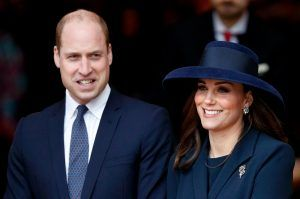 Prince William and Kate Middleton voice their support for the black lives matter protests