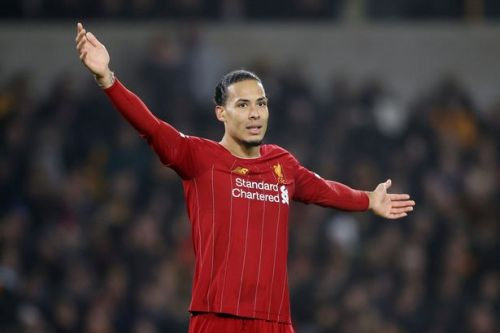 Virgil van Dijk names dream 5-a-side team made up of Premier League rivals