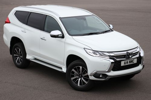 New Mitsubishi Shogun Sport Commercial goes on sale