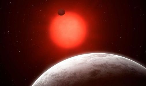 Exoplanet shock: Newly discovered worlds may harbour life 'Only a matter of time'