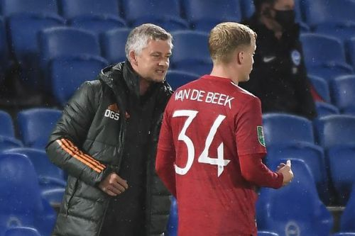 Ole Gunnar Solskjaer hints at extended Man Utd sub role for Donny van de Beek