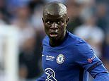 Chelsea 'set to offer N'Golo Kante lucrative new contract' as he enters last two years of deal