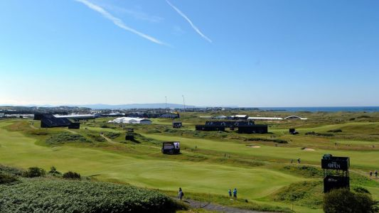 The Open 2019: Major championship stats ahead of this week's tournament in Country Antrim