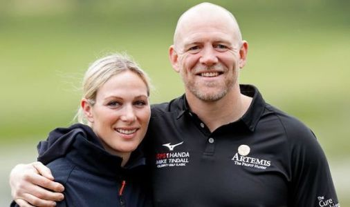 Mike Tindall opens up on emotional reunion after months apart - 'Great to see them'