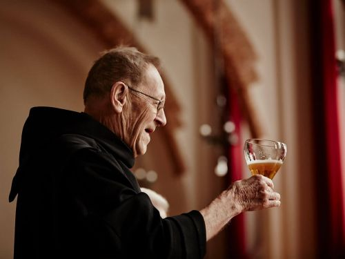 Combine a love of history and booze by meeting monks and drinking their ancient beer in Affligem, Belgium