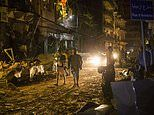 Beirut's day of destruction: Explosion lays waste to Lebanese capital