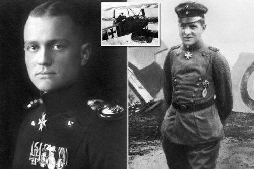 Was Red Baron Germany's last war hero or a cold-blooded killer who took hunting passion to the skies?