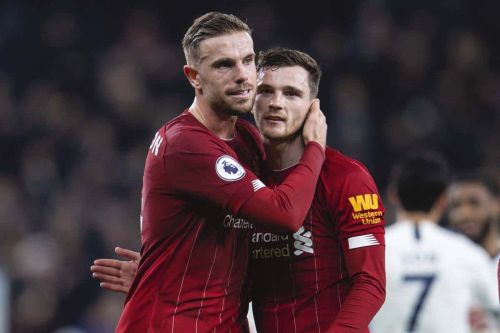 """Trent and Robbo """"could feel"""" Jordan Henderson's absence during West Ham scare"""