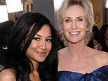 Glee's Jane Lynch opens up about 'heartbreaking' death of co-star Naya Rivera