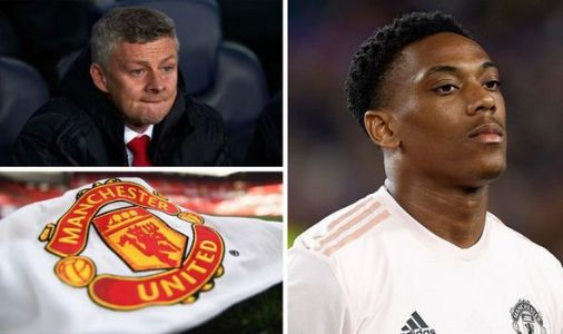 Man Utd boss Solskjaer reveals crunch talks with Martial after Barcelona defeat
