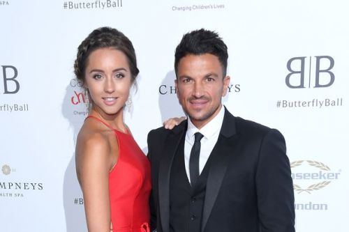 Peter Andre reveals he's trying for FIFTH child in lockdown before he turns 50 with wife Emily