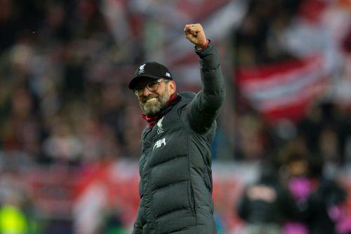 Jurgen Klopp hails Mo Salah's sensational Salzburg goal as Reds progress