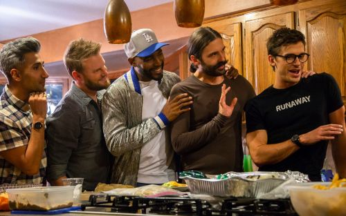 Queer Eye, season 4 review: a trip to Jonathan Van Ness's high school adds a new level to this joyful makeover series