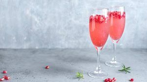 Pink prosecco is officially coming to the UK and we are so ready