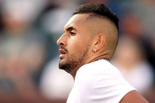 Nick Kyrgios brands umpire a 'f***ing disgrace' in astonishing rant after Miami Open defeat