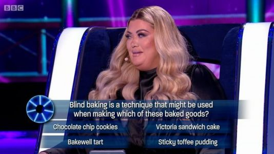 Gemma Collins Leaves Carol Vorderman Stunned With Her Attempts At Matchmaking On The Wheel