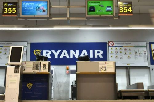 BREAKING Madrid airport attack: Two people stabbed in front of Ryanair check-in desks