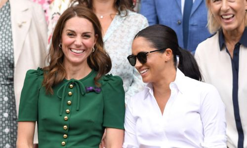 The modern fashion trend Kate Middleton borrowed from Meghan Markle