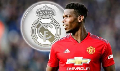 Man Utd star Paul Pogba ready to go on STRIKE to force Real Madrid transfer