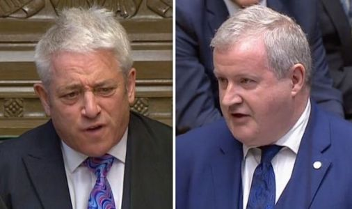 Commons erupts in fury as SNP's Ian Blackford brands Boris Johnson 'racist'