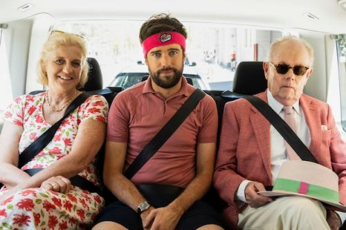 When is Jack Whitehall: Travels with My Father season 4 on Netflix?
