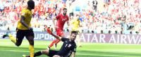 World Cup: Belgium hit fifth gear