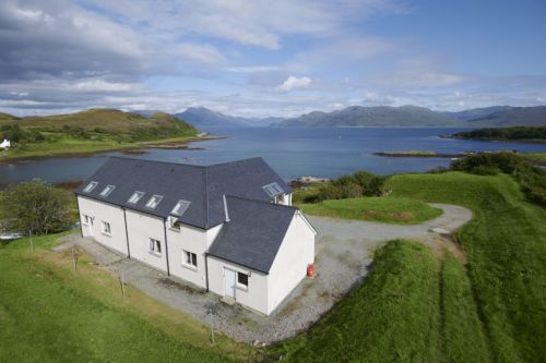 Finding your dream coastal home in the north of Scotland