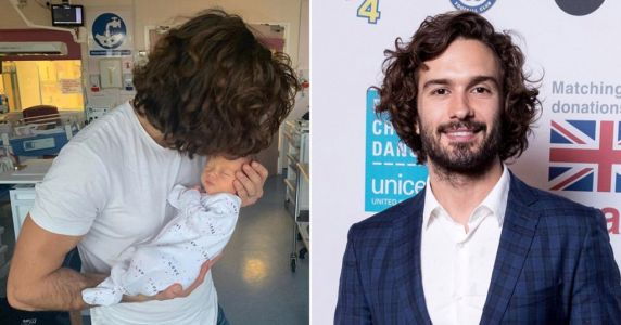Joe Wicks admits he feared son Marley was blind, but reveals his sight is now 'responding well'